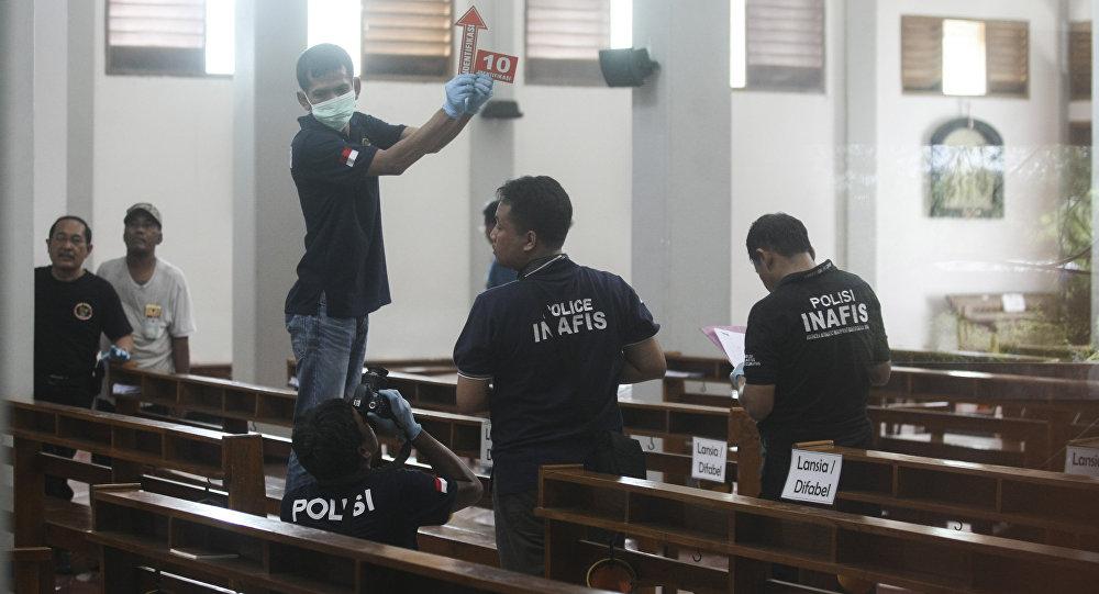 Indonésie: un homme attaque des fidèles dans une église catholique, faisant 4 blessés