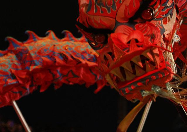 Un dracon chinois
