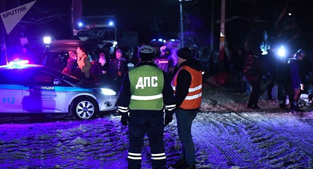Les sondes Pitot encore en cause — Crash de Moscou