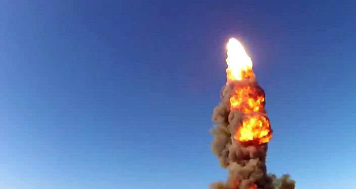 L'armée russe teste un missile antibalistique dernier cri (vidéo)