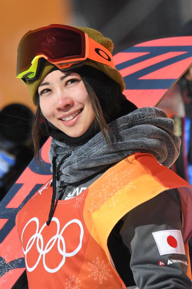 Les plus belles athlètes des Jeux olympiques de Pyeongchang