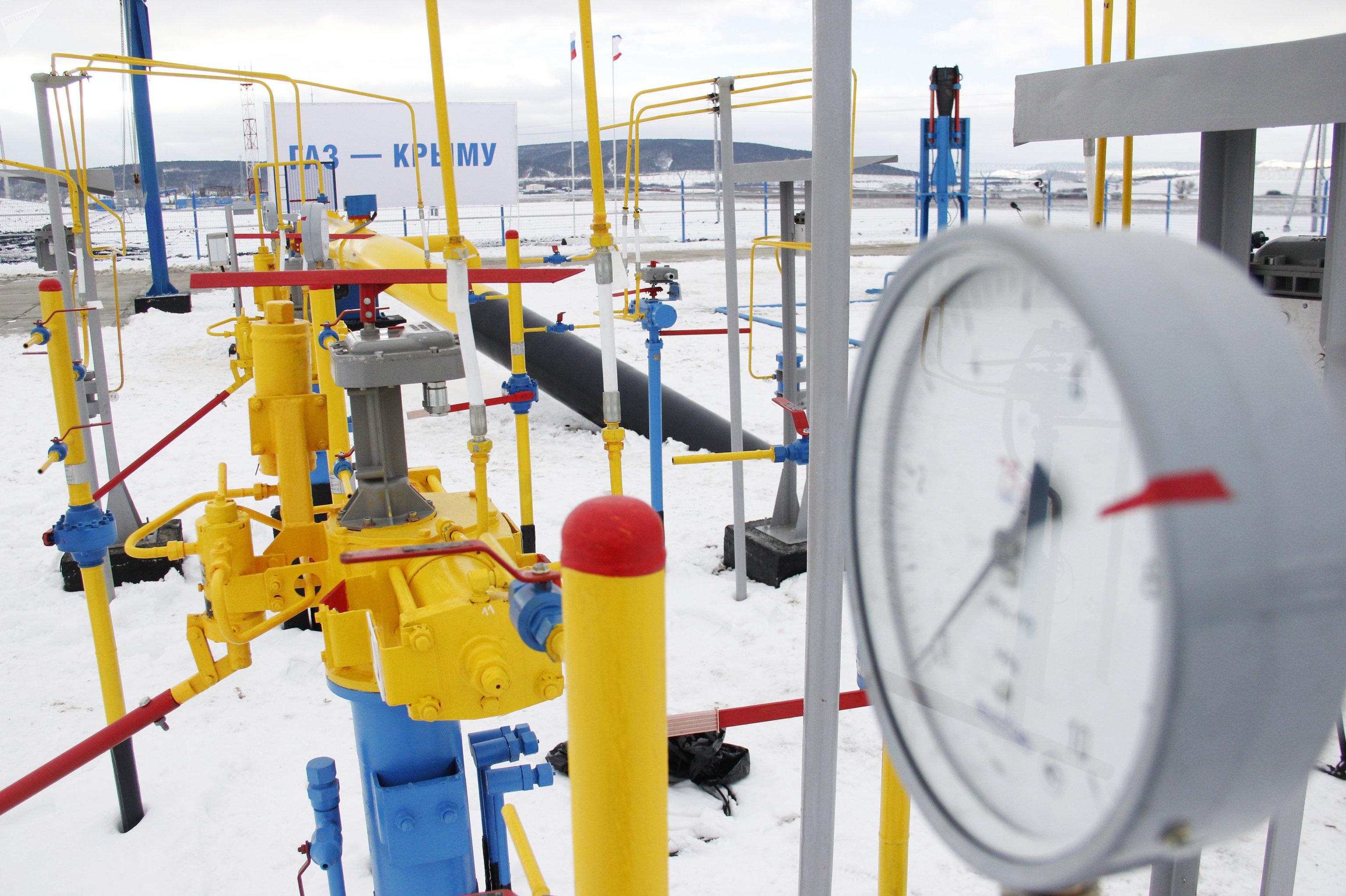 Le gaz russe ne demande pas une infrastructure chère de regazéification et n'engendre pas des coûts d'acheminement exorbitant