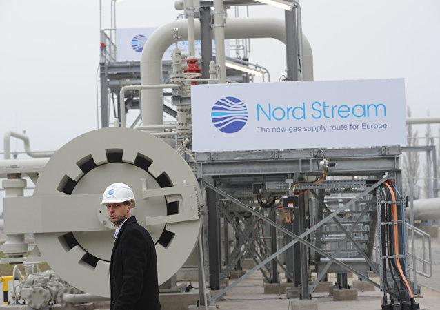 Le gazoduc Nord Stream 1
