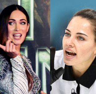 Comme deux gouttes d'eau: les ressemblances frappantes de stars russes et étrangères