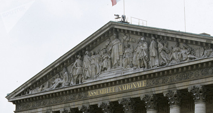 Assemblée nationale de France