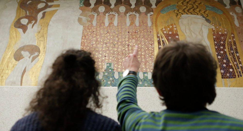 Peinture de Gustav Klimt