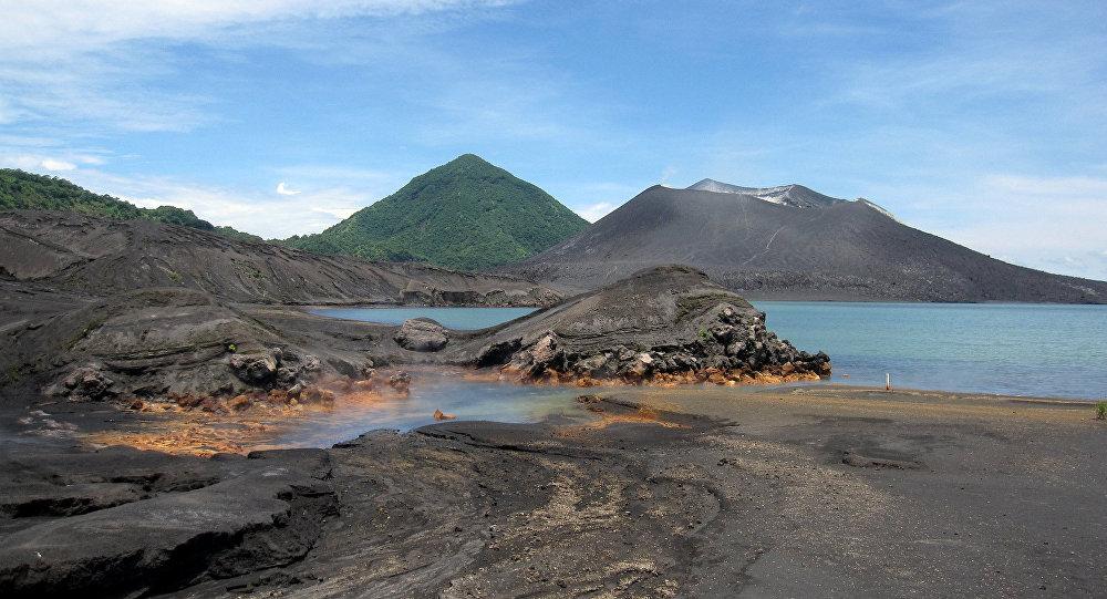 Séisme de magnitude 7,5 en Papouasie-Nouvelle Guinée — Exxon Mobil