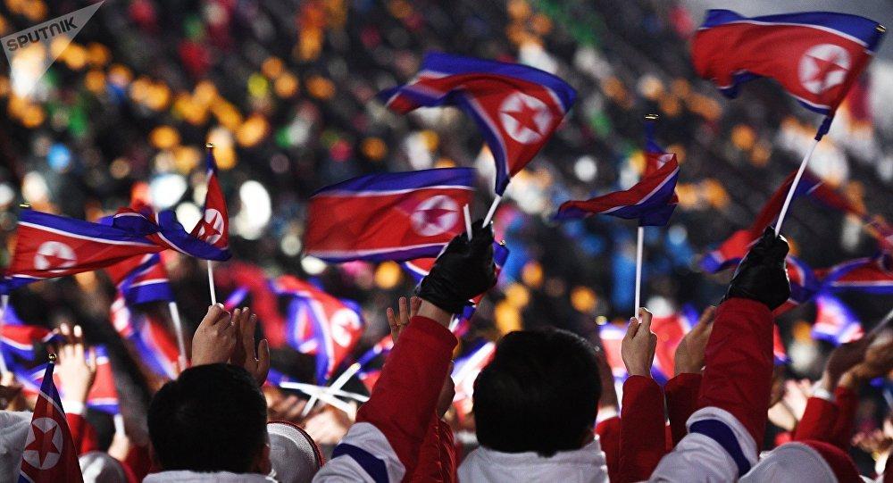 Séoul aurait dépensé 1,8 million $ pour accueillir la délégation nord-coréenne aux JO