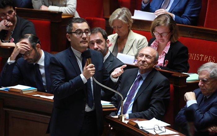 Le ministre fran ais g rald darmanin vis par une enqu te for Ministre francais