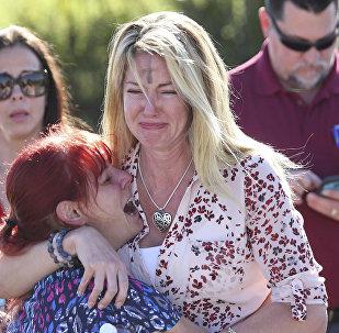 Fusillade dans une école en Floride
