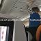 Un petit garçon effraye tout un avion par ses cris démoniques