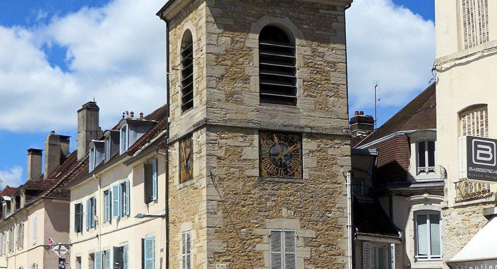 Lons-le-Saulnier, France