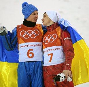 Ilya Burov et Oleksandr Abramenko