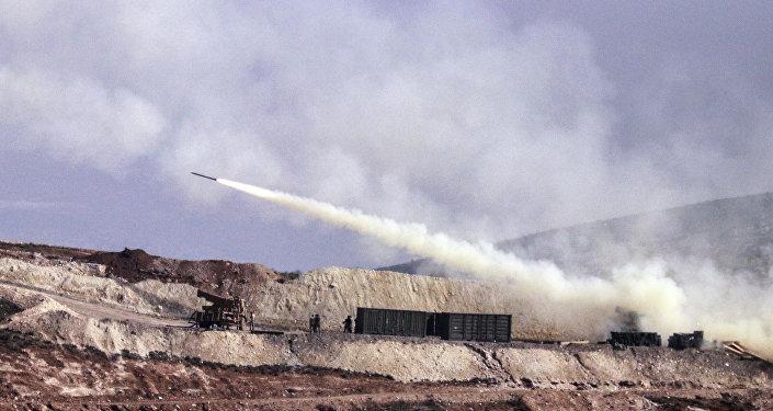 Tir d'artillerie turc (archives)