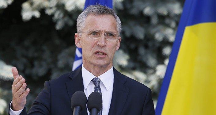 Jens Stoltenberg, secrétaire général de l'Otan