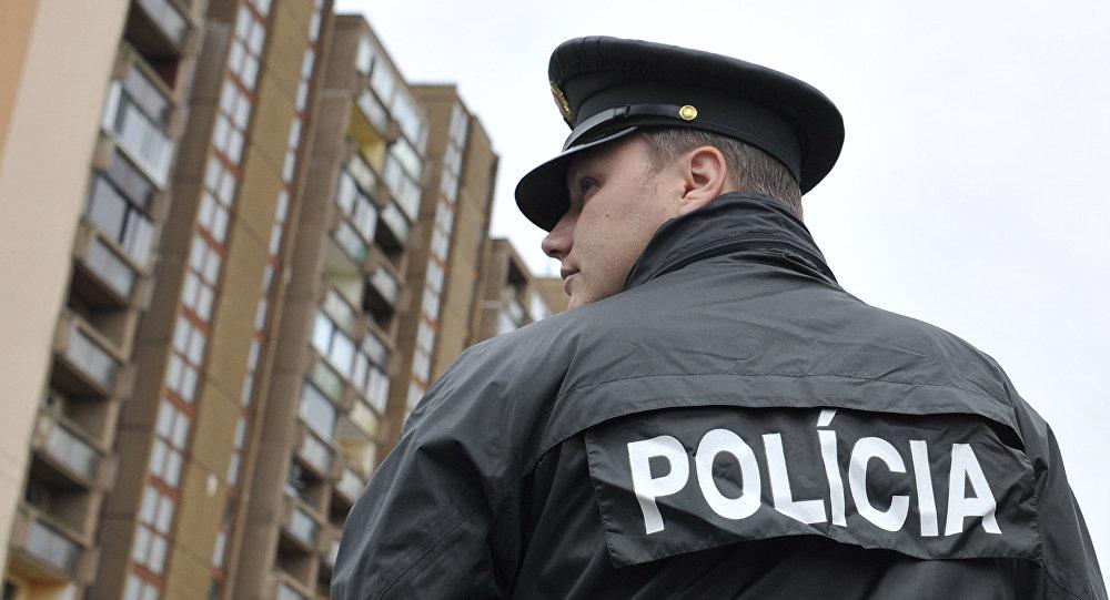 Police slovaque