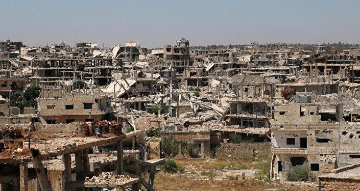Deraa (image d'archives)