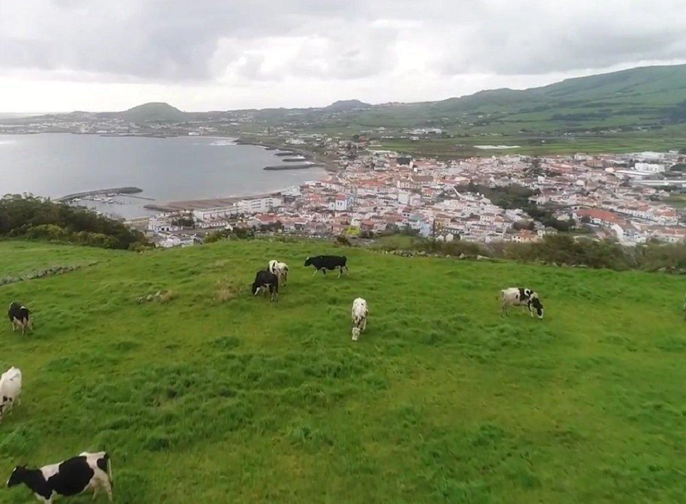 Une base aérienne US dans l'archipel portugais des Açores