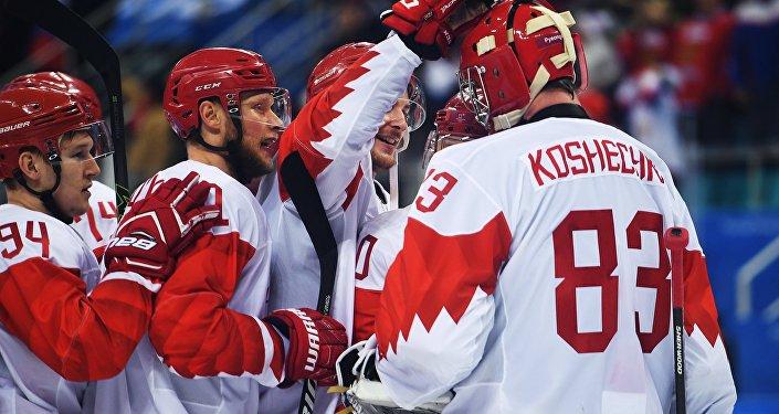 Russie vs Allemagne: quel facteur influencera la finale de hockey masculin?