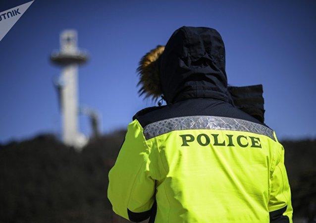 Pyeongchang police