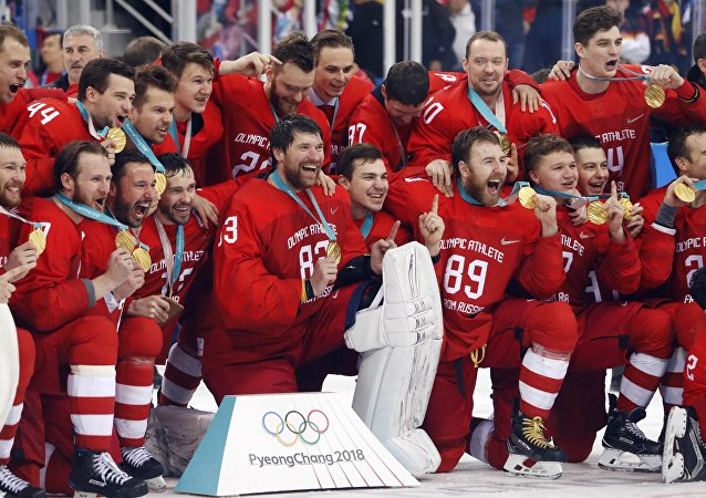 Hockey - Pyeongchang 2018