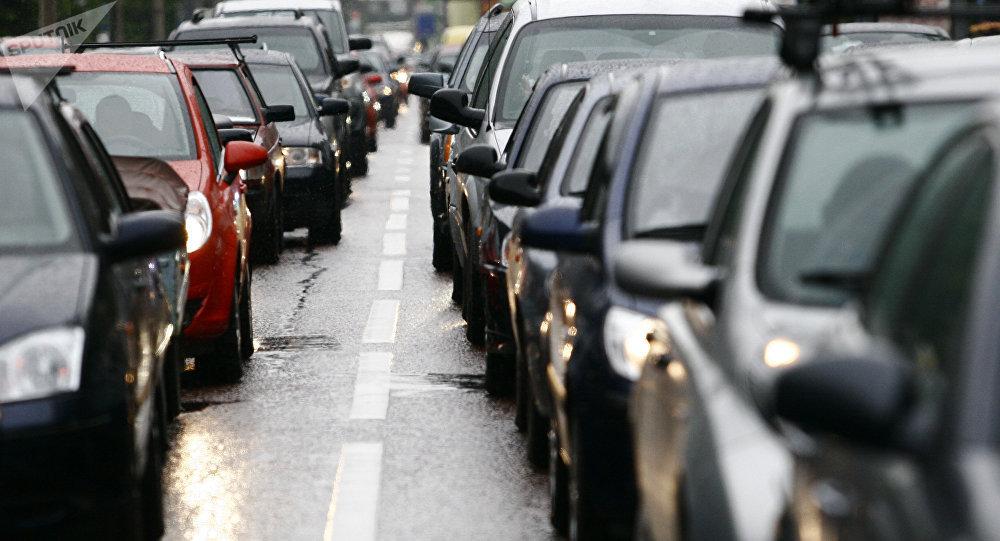 Belgique: 280 km d'embouteillages à cause de la grève