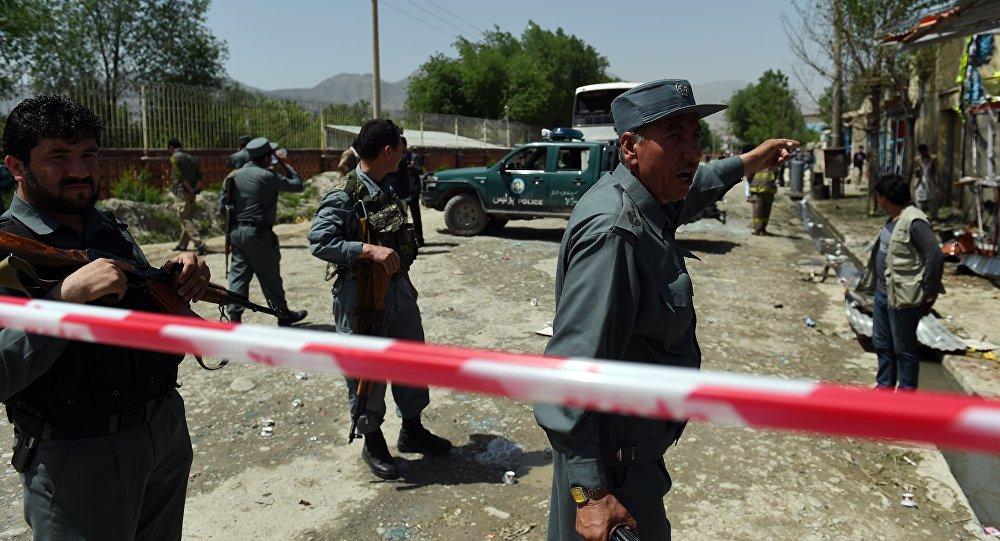 Afghanistan: attentat dans un centre d'enregistrement électoral