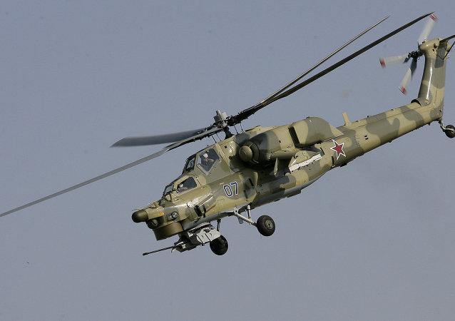 Mi-28N Chasseur de nuit