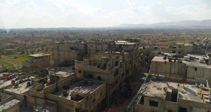La Russie accepte une trêve humanitaire quotidienne — Syrie