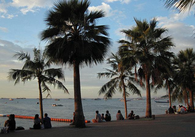 Pattaya, image d'illustration