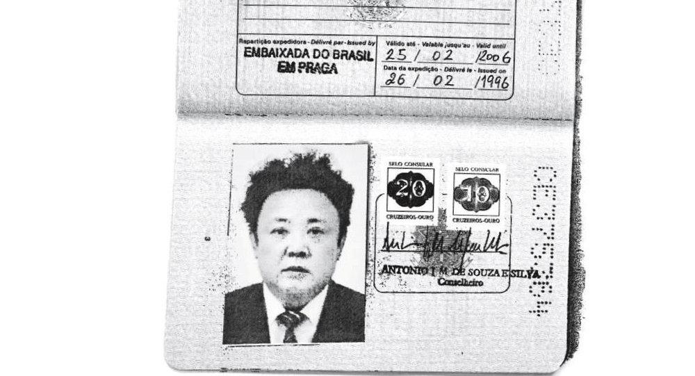 Les passeports brésiliens de Kim Jong-un et son père