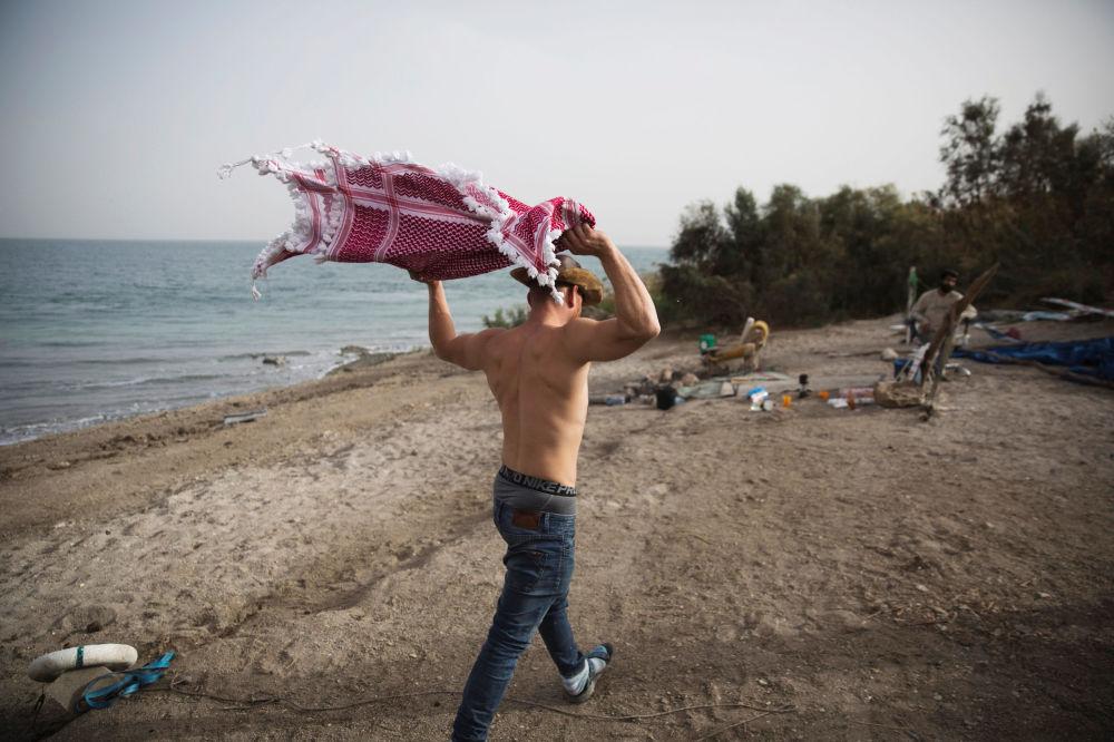 La mer Morte: un paradis sur terre en train de disparaître