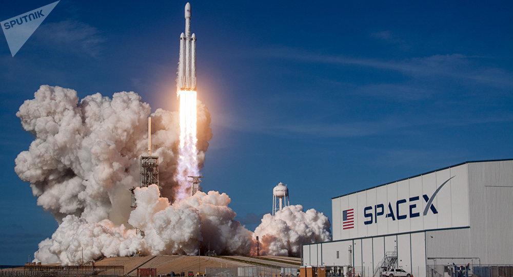 Falcon Heavy (image d'illustration)