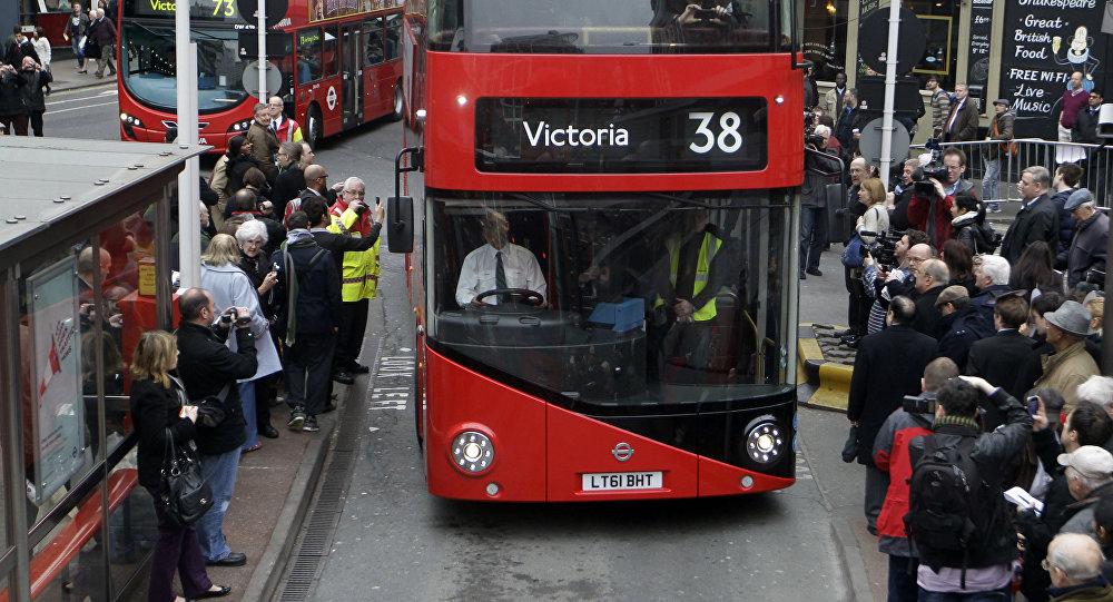 Bus à Londres