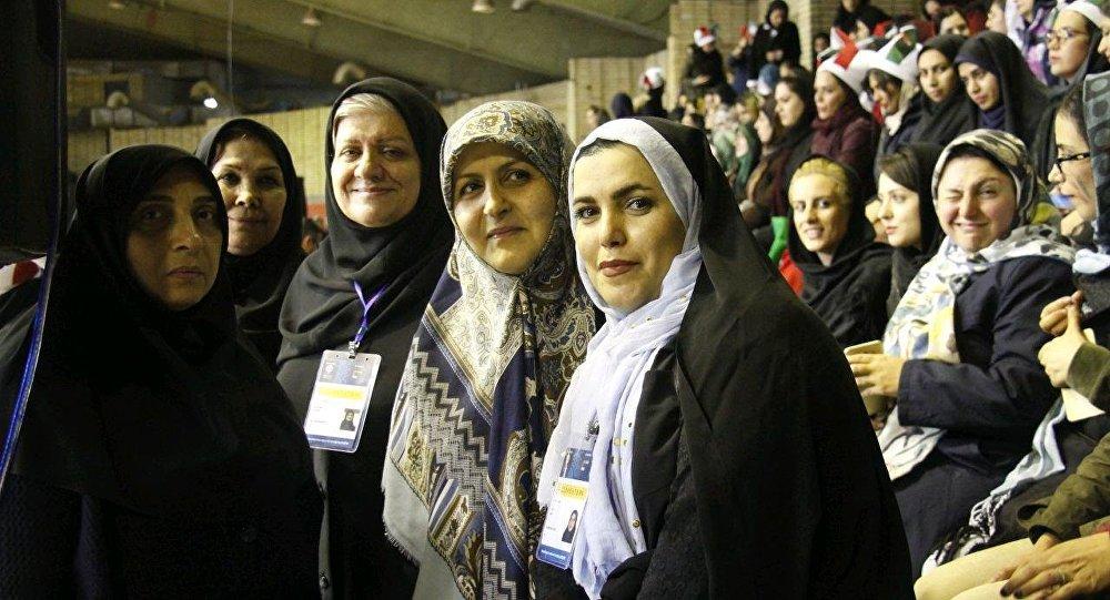 Les Iraniennes peuvent désormais accéder aux stades pour assister à des matchs sportifs