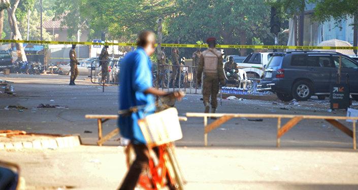 Attentat de Ouagadougou