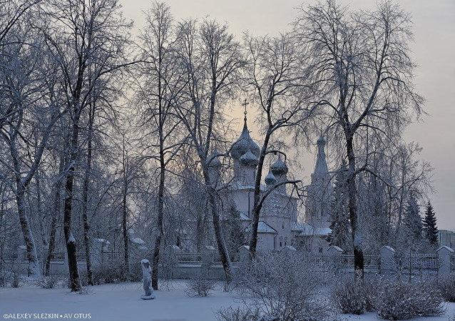 Yaroslavl, la perle de l'Anneau d'or russe
