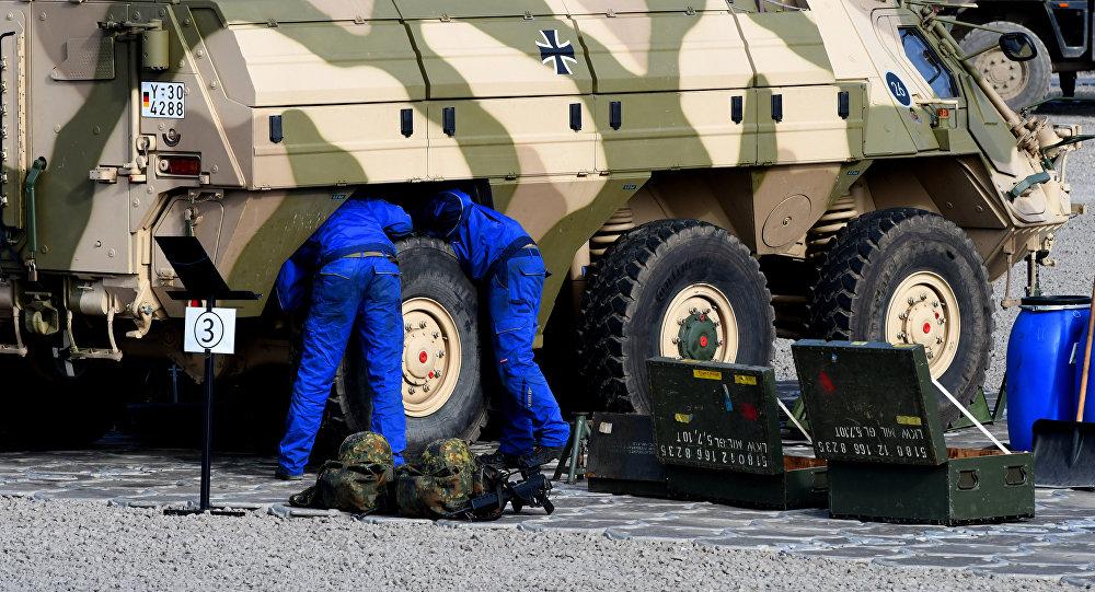 Selon les médias, la situation matérielle de la Bundeswehr laisse à désirer