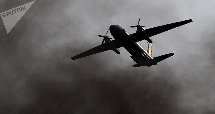 An-26 aircraft. (File)