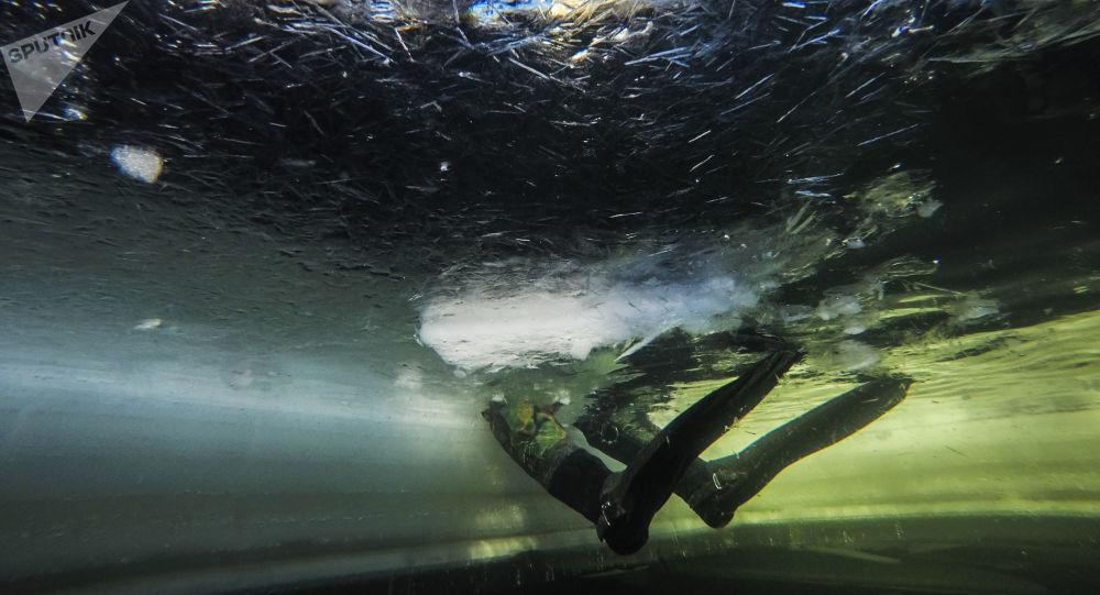 une plongée (image d'illustration)
