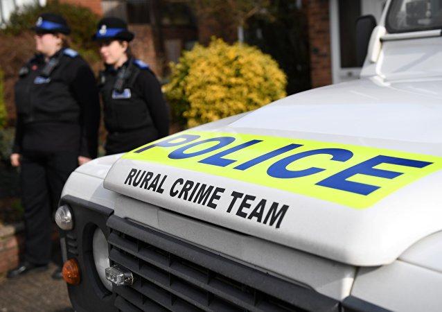 police,Salisbury