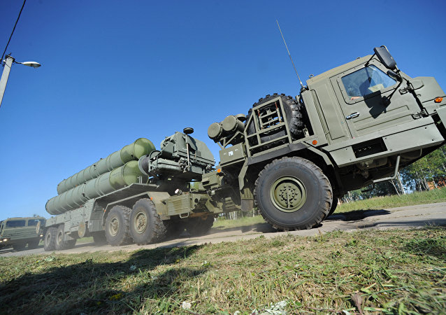 Missiles S-400