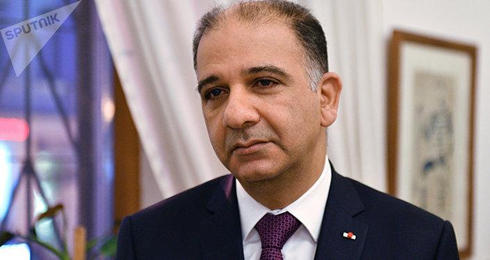 Ambassadeur tunisien à Moscou, Mohamed Ali Chihi
