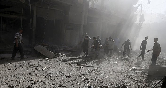Ghouta orientale, image d'illustration