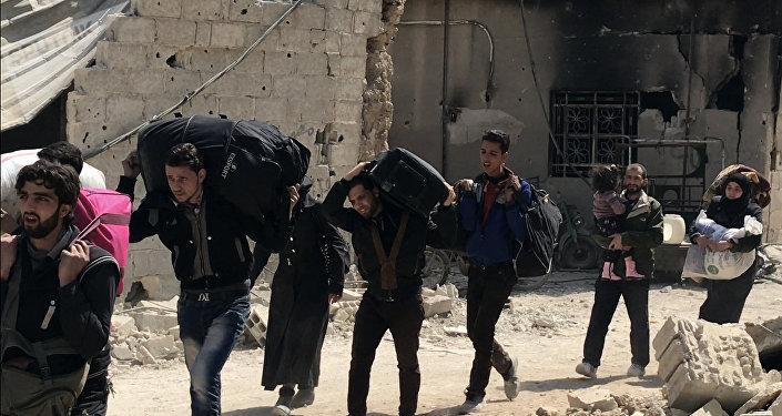 Moscou annonce un ultime accord dans la Ghouta, les rebelles démentent — Syrie