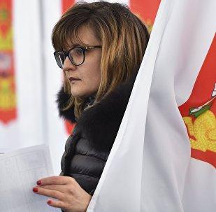 Présidentielle russe 2018