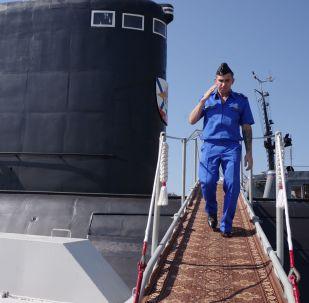 La Journée des sous-mariniers en Russie