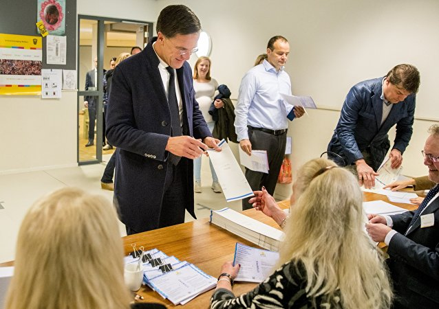 Élections municipales aux Pays-Bas