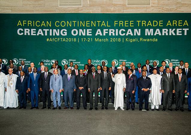 le sommet de l'Union africaine consacré au lancement officiel de la zone de libre-échange continentale (ZLEC)