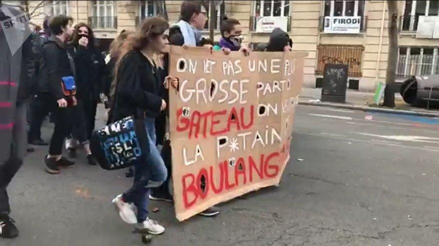 Premier bras de fer social pour la présidence Macron